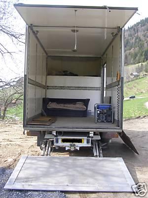 camion 20m3 fm services. Black Bedroom Furniture Sets. Home Design Ideas